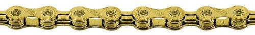 KMC Fahrradkette X 10 L, gold