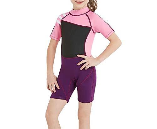 MILASIA Shorts de Buceo para Hombre - Traje de Neopreno cómodo - Adecuado para Vacaciones de Verano, Buceo y Surf