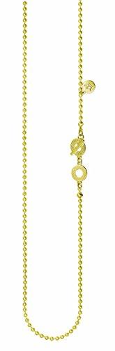 """Kette Halskette"""" Essentials"""" matt vergoldet für alle Charms und Anhänger"""