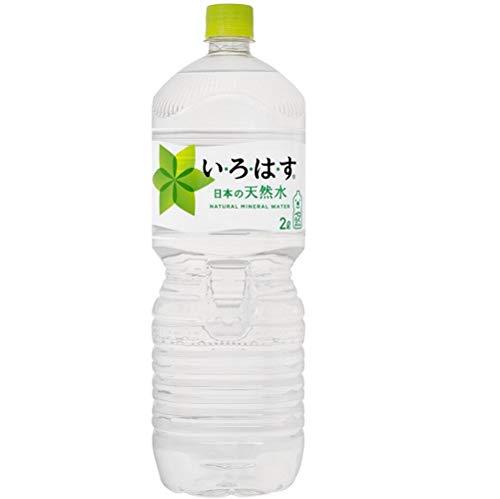 【Amazon.co.jp限定】コカ・コーラい・ろ・は・す天然水ペットボトル(2L×10本)