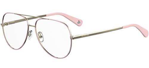Love Moschino Occhiali da Vista donna pink MOL531 35J 56-13-140