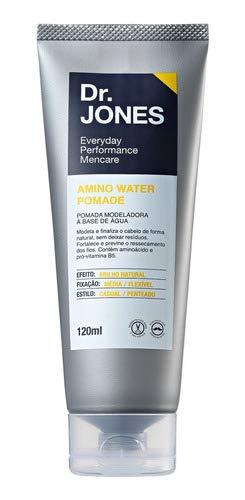 Dr. Jones Amino Water Pomade Pomada Modeladora 120ml Blz
