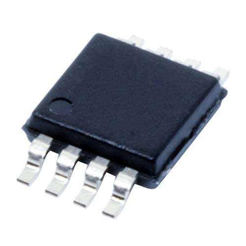 Texas Instruments Differenzverstarker THS4505DGN, 5 V 200MHz 1-Kanal MSOP 8-Pin