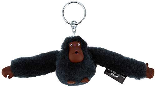 Kipling Damen Monkeyclip S Pack10 Schlüsselanhänger, 10er Pack, Blau (True Navy), 4.5x5x4 cm (B x H x T)