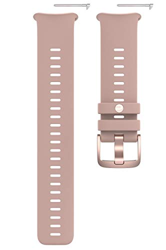 Polar Unisex– Erwachsene austauschbares Armband Vantage V2 GPS-Laufmonitor, rosa-Pflaume, S-L