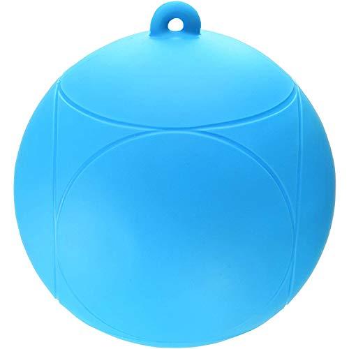 PFERDEBALL Spielball für Pferde ZUM AUFHÄNGEN blau ca 15,5 cm Durchmesser