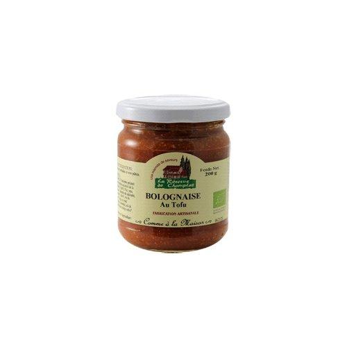 La Réserve de Champlat - La Réserve de Champlat Sauce Bolognaise au Tofu