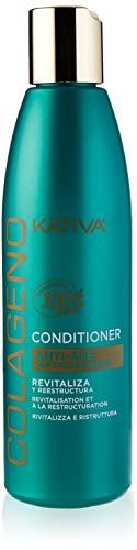 KATIVA Colageno Conditioner, Único, 250 Mililitros