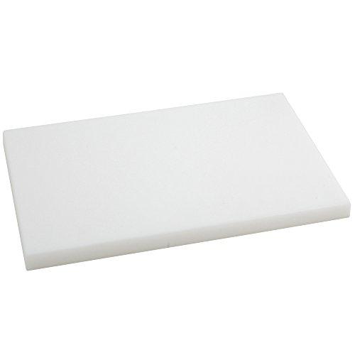 Metaltex - Tabla de cocina, Polietileno, Blanco, 60 x 40 x 2 cm