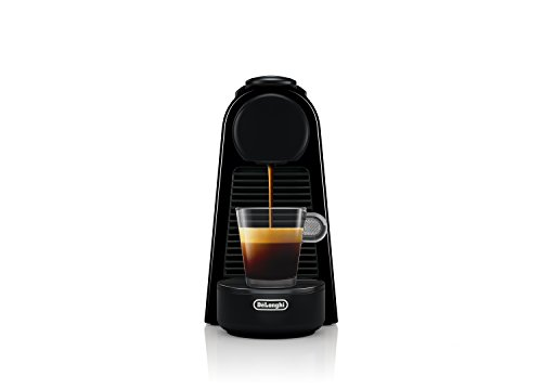 Nespresso by De'Longhi Nespresso Essenza Mini Espresso Machine, Black