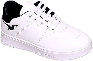 حذاء كاجوال للنساء من تيستا تورو 41 EU , أبيض أسود