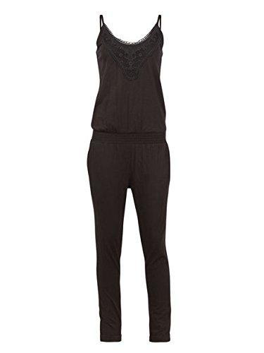 Protest Marvel 16 Jumpsuit Combinaison Femme, True Black, FR : 34 (Taille Fabricant : XS/34)