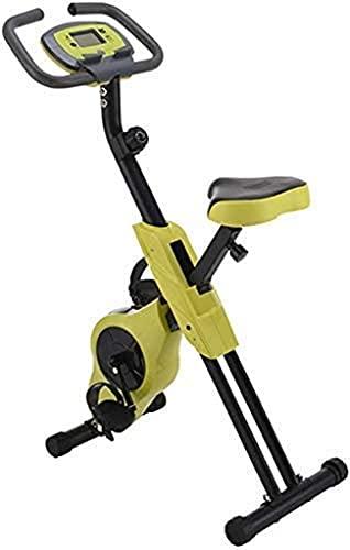 NBLD Bicicletas estáticas para Uso en el hogar, Control magnético Plegable para Interiores, Bicicletas estáticas, Bicicletas estáticas