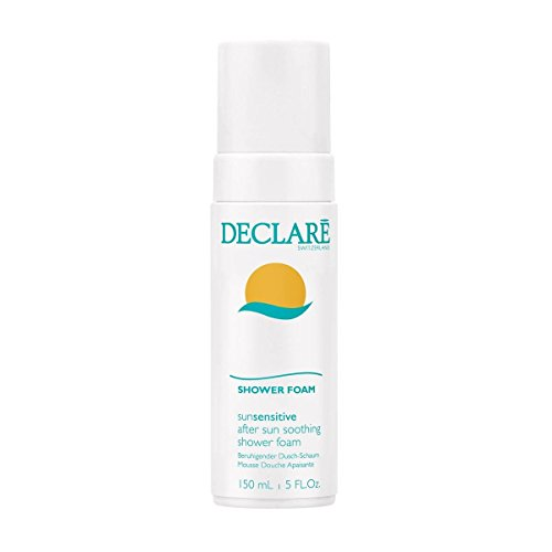 Declaré After Sun Soothing Shower Foam Gel douche moussant 150ml
