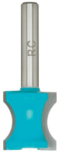 Roman Carbide DC1215 1/2-Inch Fingernail, 1/4-Inch Shank