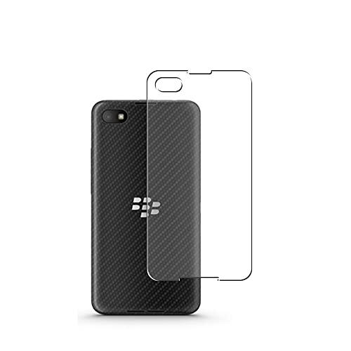 Vaxson 2 Stück Rückseite Schutzfolie, kompatibel mit Blackberry Z30, Backcover Skin TPU Folie Haut [nicht Panzerglas Bildschirmschutzfolie Hülle Hülle ]