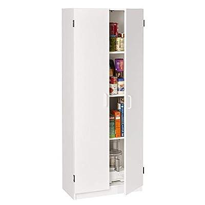 Ameriwood Home Flynn Storage Cabinet, White