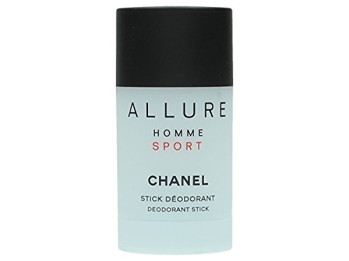 Chanel Allure Homme Sport Men, Deodorant Stick, 1er Pack (1 x 75 ml)