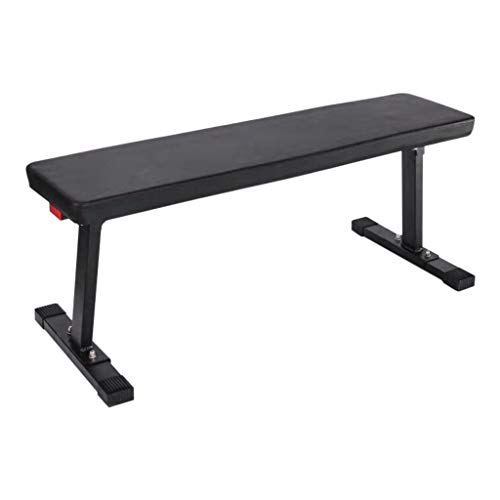 Ridkodg Adjustable Weight Exercise Bench,Flat Utility 600 Lbs Capacity,Adjustable Benches Strength Training