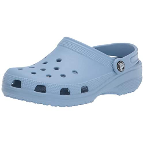 Crocs Unisex Adult Classic Clogs, Blue (Chambray Blue), 4 UK Men/ 5 UK Women