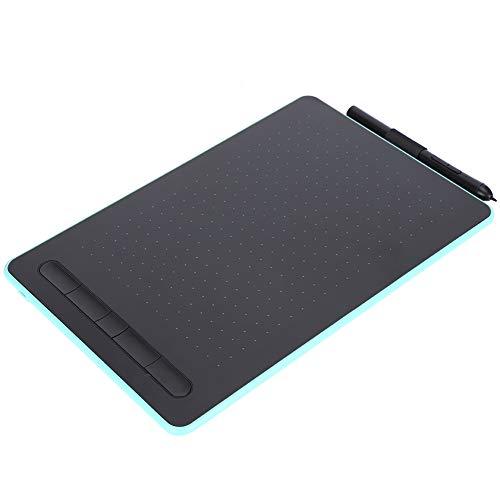 Germerse Tableta de Dibujo, Maravillosa Herramienta de Pintura a Mano Tableta gráfica, combinación de Teclas de Acceso Directo, Escritorio de Pintura de Oficina, tabletas de Dibujo para computadoras