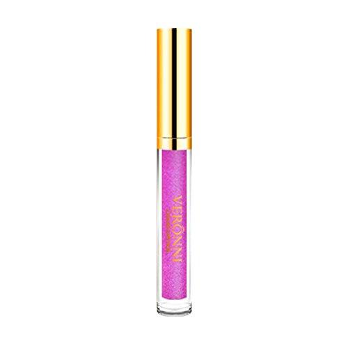 VJGOAL Lippenstift mode sexy parelglans lipgloss, duurzaam vochtinbrengend lippenstift, 10 kleuren