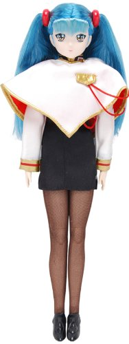 1/6 Full mobile Hoshino Ruri Union Space Command Uniforms (Captain clothes) version (japan import)