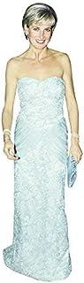Aahs - Soporte de cartón para Princesa Diana (tamaño Real, 1,5 m)