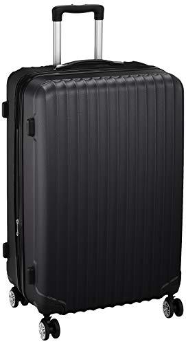 [アイダディ] 【idadi】軽量キャリーケース M6010 保証付 80L 70 cm 4.7kg M6011L-10 ブラック