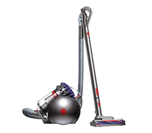 Dyson Big Ball Animal Canister Vacuum Iron/Purple