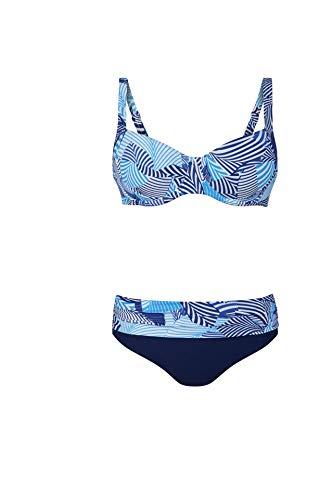 Anita Bikini mit Bügel maritim 44 / D