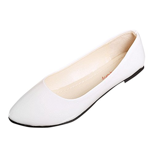 HOMEBABY Dames Zomer Slip Op Platte Sandalen Dames Klassieke Ballerina Schoenen Mode 2019 Zomer Strand Reizen Bohemen Wedge Sandalen Voor Meisjes Slip Op Slippers UK 4-8