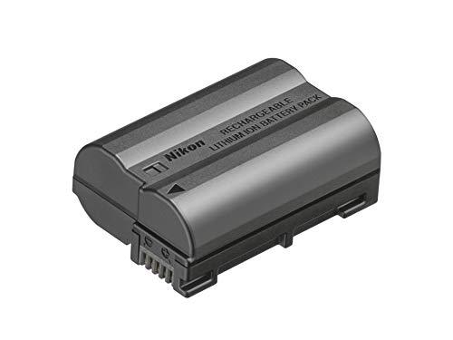Nikon EN-EL15c batteria ricaricabile compatta agli ioni di litio, elevata capacità per uso prolungato, nero