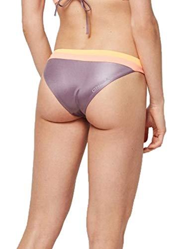 O'Neill Damen PW Laguna Shiney Bikini Hose, Pink All Over Print, 38