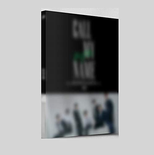 GOT7 Bel Mijn Naam Pre Bestel [Een ver Mini Album CD, Fotoboek, Gevouwen Poster, Pre Bestel Voordeel met Extra Decoratieve Sticker Set, Clear Fotokaart