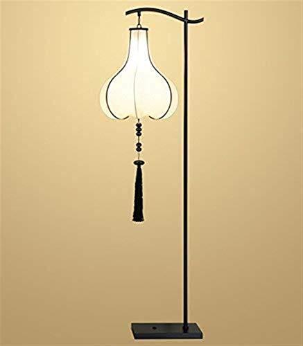 Chenbz El Led Nuevo Chino Moderno Personalidad Sala Pavimento lámparas, Dormitorio Den lámpara de pie, la lámpara Creativa de la lámpara de pie Chino Eye-Cuidado Vertical luz del Piso