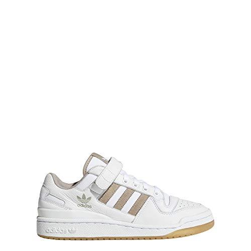 adidas Damen Forum Lo W Fitnessschuhe Weiß (Ftwbla/Grivap/Gum3 000) 38 EU