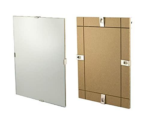 Cornice a giorno 30 x 40 cm in plexiglass cornice per puzzle foto documenti poster