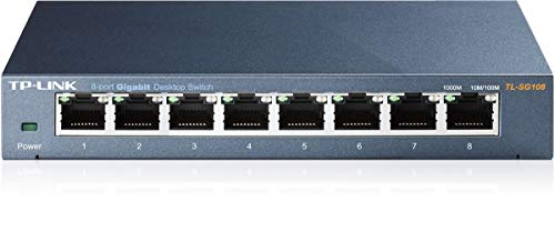 tp link tlsg108 desktop switch