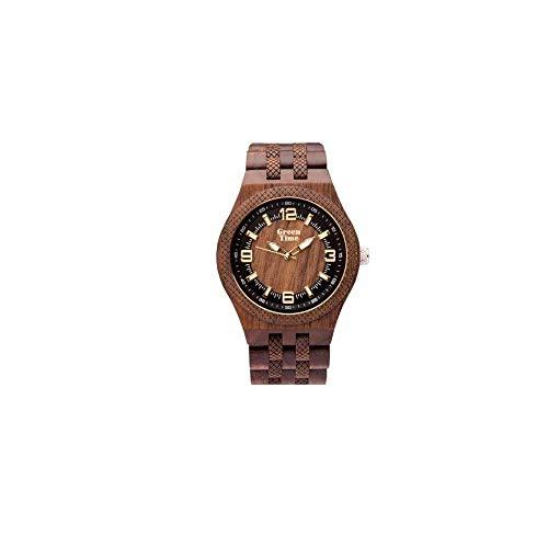 Orologio uomo Green Time in legno ZW113B