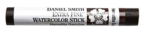 DANIEL SMITH Extra Fine Watercolor Stick 12ml Paint Tube, Hematite
