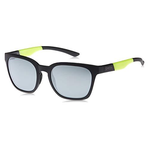 Smith Optics 0716736012407 Brille, Unisex, Erwachsene, matt Black Acid/Chromapop Platinum, 55/20/145
