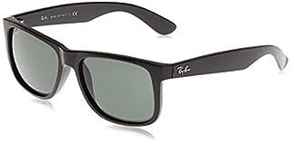 RAY BAN Men 4165 Non-Polarized Sunglasses, Black ( Vidiros : Green Classic 601/71 ) (B00ESVZSFO) | Amazon price tracker / tracking, Amazon price history charts, Amazon price watches, Amazon price drop alerts