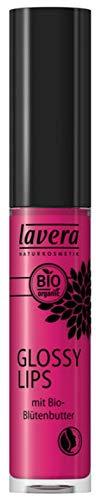 Lavera Bio Lipgloss Glossy Lips - Powerful Pink 14 (2 x 6,50 ml)