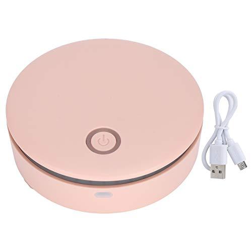 Raguso Mini purificador de Aire Recargable USB generador de ozono Mini purificador de Aire refrigerador para Oficina en casa Coche