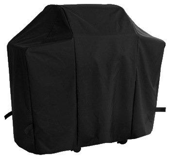 HBCOLLECTION Housse pour Barbecue Capot 142x72cm Polyester Noir
