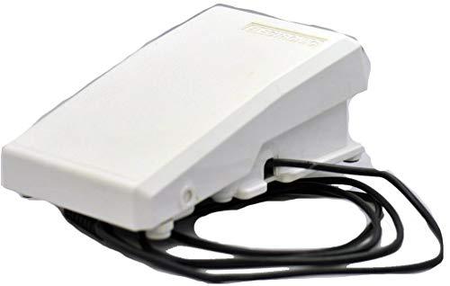 KUNPENG -1piezas # 979583-003 pedal de control de pedal Air Motor Speed ajuste para SINGER 4600 4610 6230 6250 6268 7000 7028 7029 9000 9110 9113 9210 9410 9420 9430+