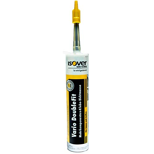 Isover Vario DoubleFit 310 ml Kartusche Universal-Klebe-Dichtmasse