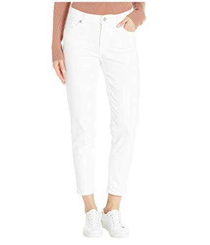 Levi's Women's Classic Crop Jeans, Simply White, 29 (US 8)