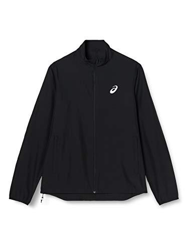 ASICS Silver Jacket Herrenjacke M Performance Black